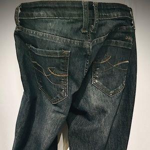 Women's DKNY Straight Leg Jeans